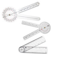 3 Piece Goniometer Set