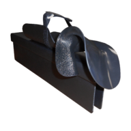 Contoured Wheelchair Armrest Tray
