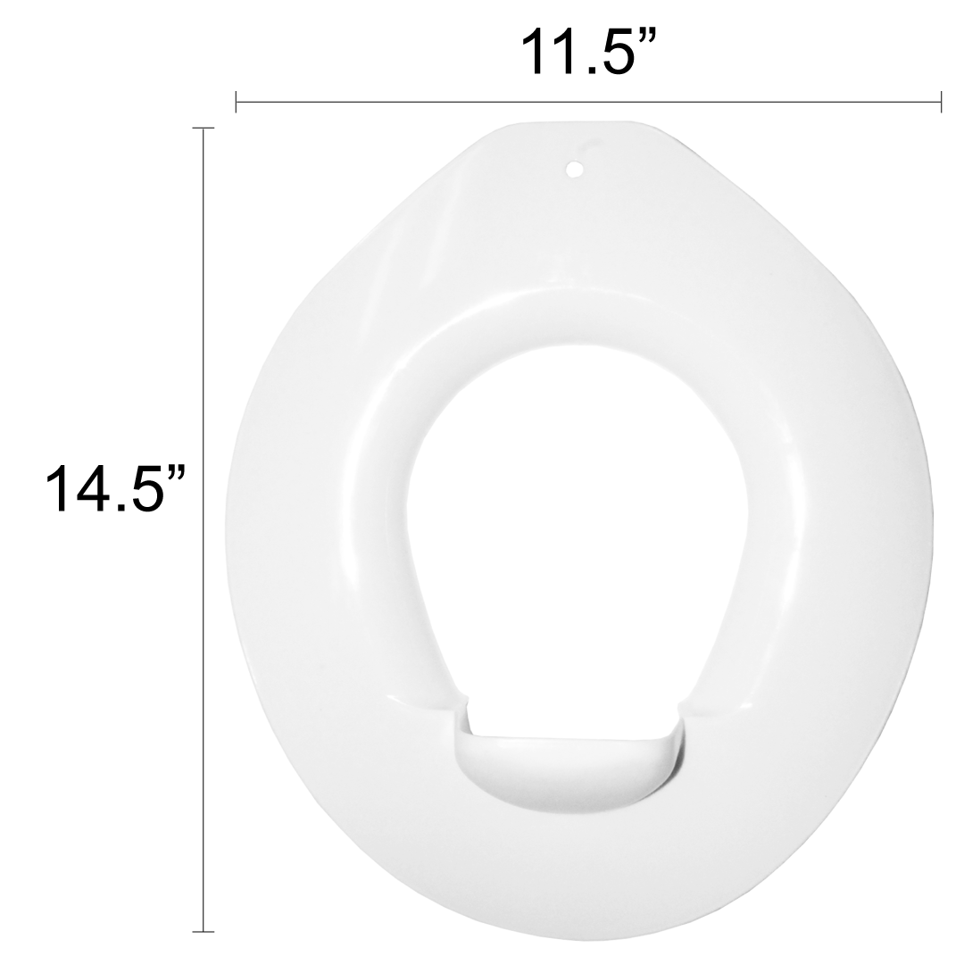 Toilet Seat Reducer Ring Rehabilitation Advantage